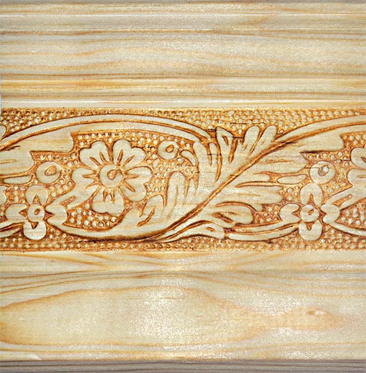 Molduras de madera para cornisa molduras puertas y torneados de santiago - Molduras para puertas ...